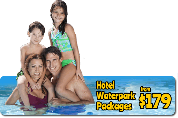 Niagara Falls Waterpark Special Offer