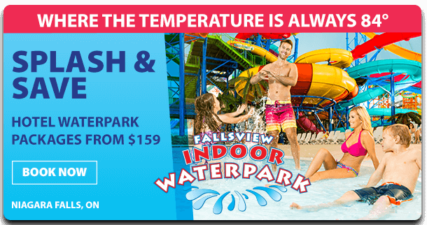 Niagara Falls Waterpark Special Offer