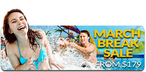 March Break Waterpark Packages