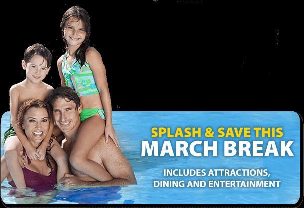 March Break Sale