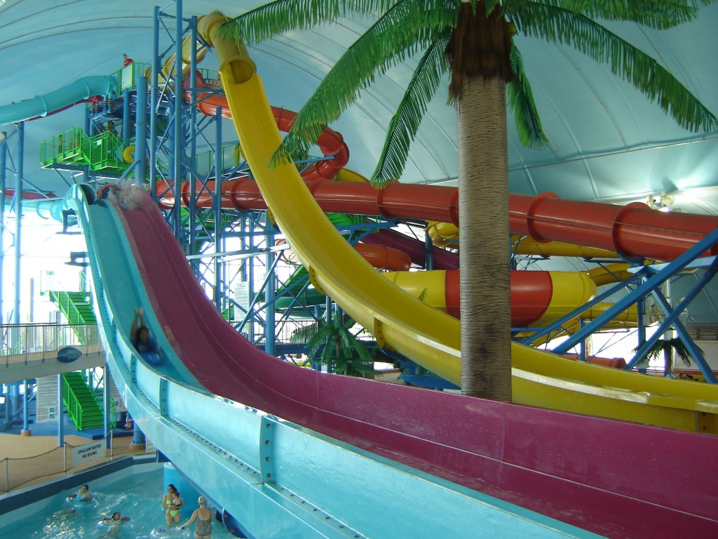 Niagara Falls Fallsview Waterpark Hotel Packages