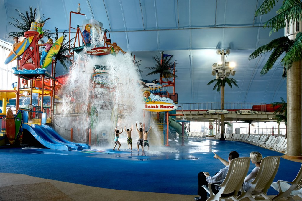 Niagara Falls Waterpark Videos Amp Photos Fallsview Indoor