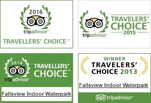 TripAdvisor Traveler's Choice 2016, 2015, 2014, 2013