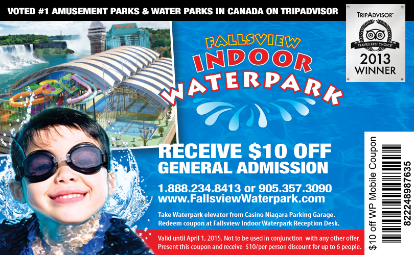 Geyser falls discount coupons