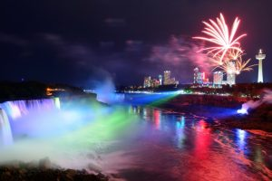 The Falls fireworks series now includes 111 shows all throughout the summer.