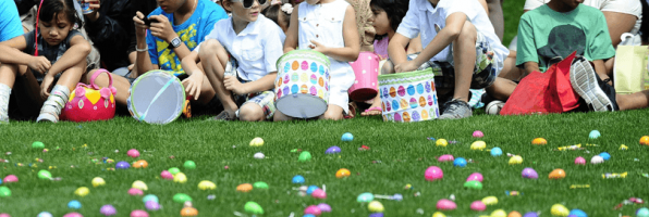 Easter Egg Hunt in Niagara Falls