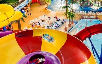 Fallsview Indoor Waterpark Plunge Bowl