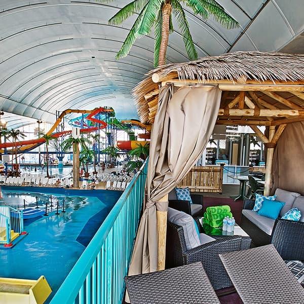 Private Cabanas