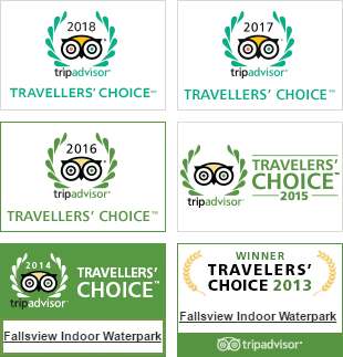 TripAdvisor Traveler's Choice 2018, 2017, 2016, 2015, 2014, 2013