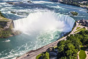 Canadian Horseshoe Falls
